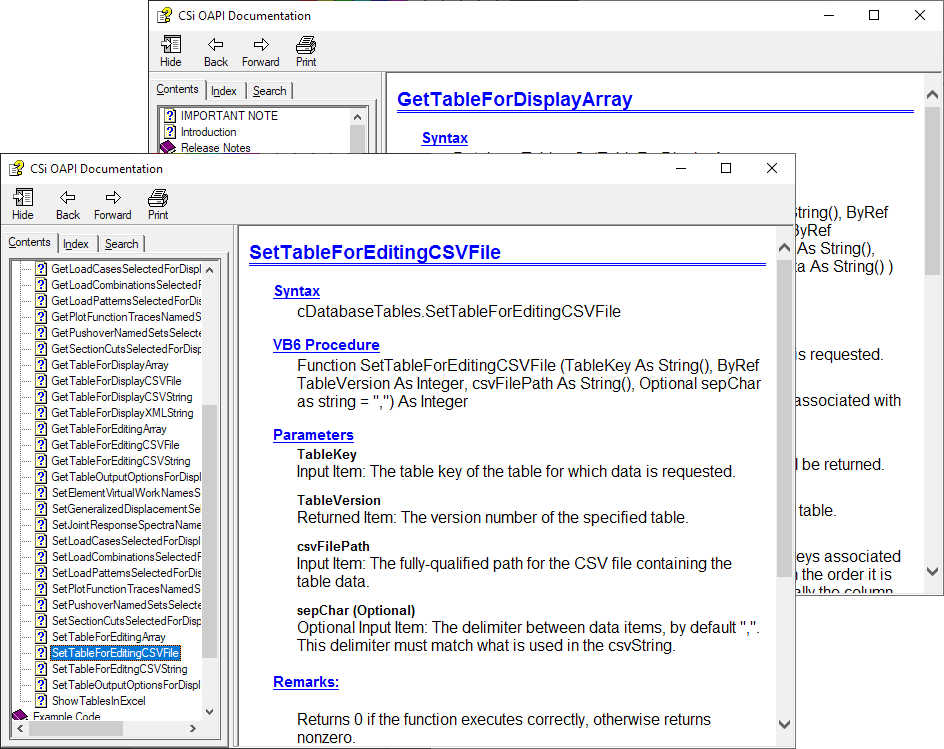 5.Interfata de programare API